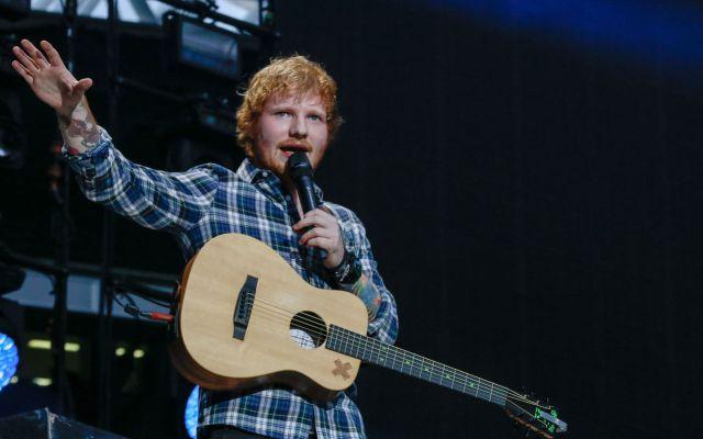 Ed Sheeran rompe récord con nuevo lanzamiento