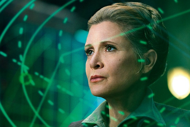 Carrie Fisher no será digitalizada para secuelas de