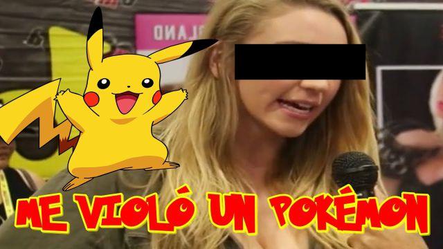 Una mujer denunció que fue violada por un Pokémon mientras dormía