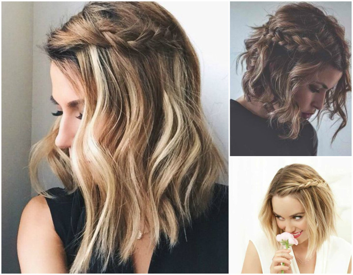 peinados para chicas con cabello corto