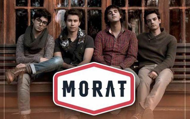 ¡Morat llega a México!