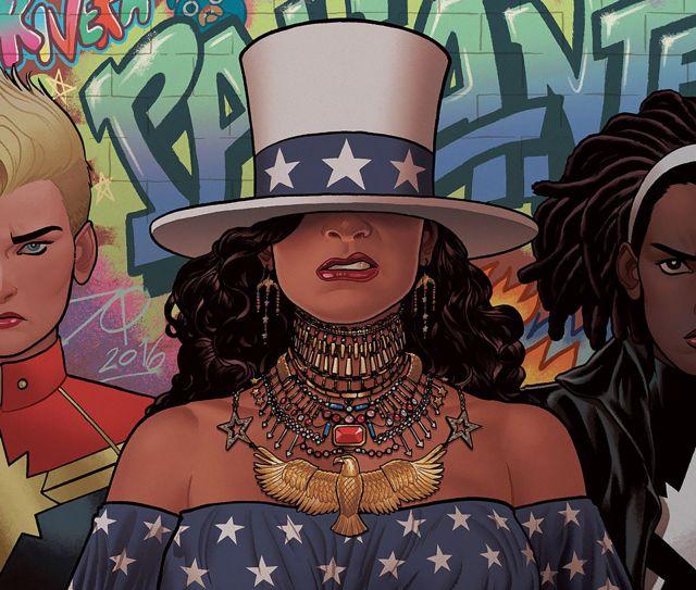 La nueva heroína de Marvel es ¡latina!