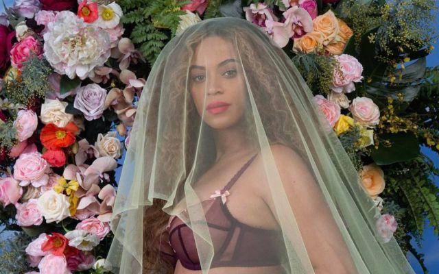 Beyoncé anuncia embarazo con cautivante foto