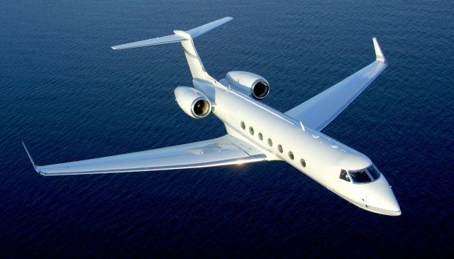 Kardashian alquilan un jet bastante polémico
