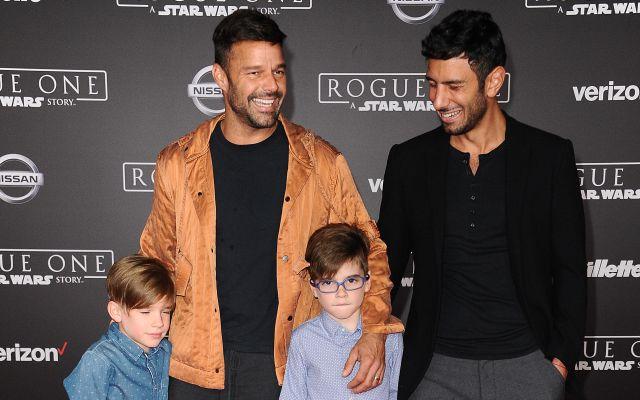 Así surgió el amor entre Ricky Martin y Jwan Yosef
