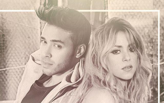 Prince Royce y Shakira estrenan sencillo