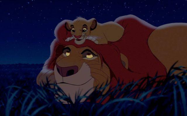 Ellos interpretarán a Simba y Mufasa en live-action de