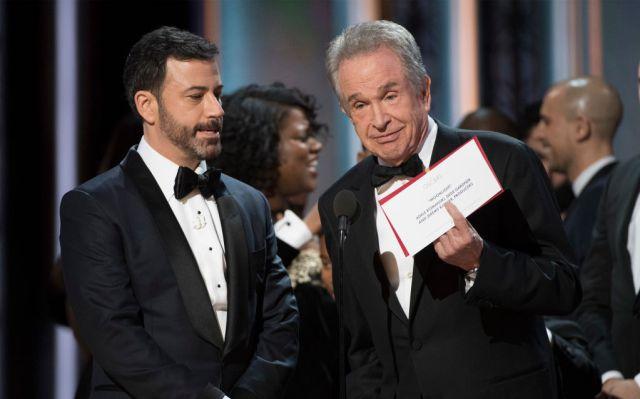 ¿Quiénes son los responsables del error en la premiación a Mejor Película?