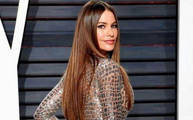 La foto de Sofía Vergara sin maquillaje que te sorprenderá