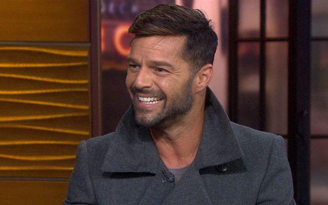 El Primer Crush de Ricky Martin