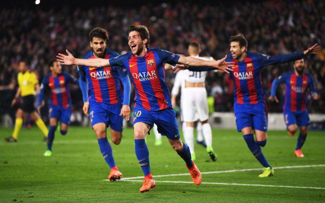 Restaurante ofreció cuenta gratis si ganaba el Barcelona
