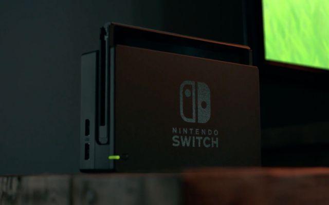 Dock de Nintendo Switch se agota en la tienda oficial