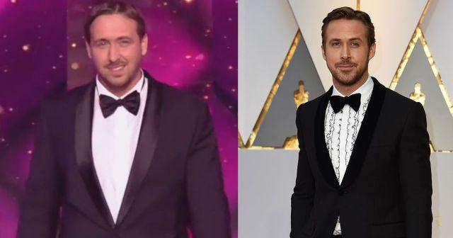 Se hizo pasar por Ryan Gosling y recibió un premio en su nombre