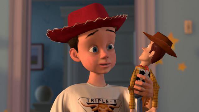 El secreto de Andy que nadie había notado en Toy Story