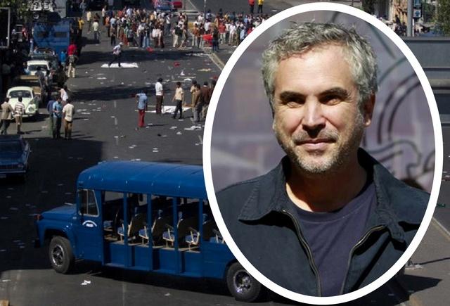 Alfonso Cuarón termina su nueva película