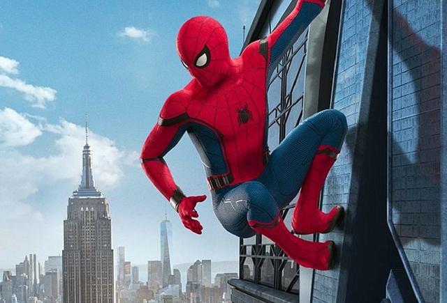 Spider-Man se adueña de Nueva York en los nuevos pósters de Homecoming