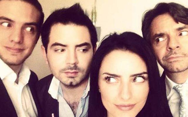 Celebridad internacional revela estar enamorada de uno de los Derbez