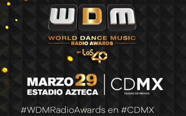 Estos grandes DJs te esperan en los #WDMRadioAwards en CDMX