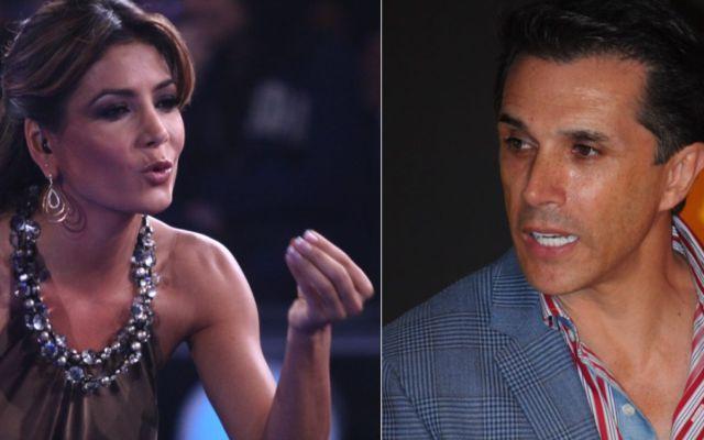 Sergio Mayer e Ingrid Coronado responden polémico mensaje de Paty Manterola