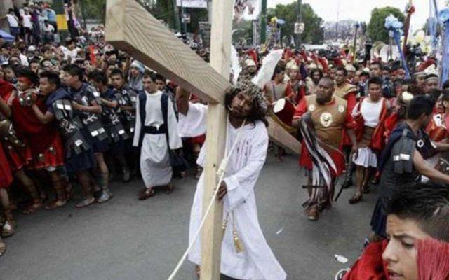 #TopTen: Si Fuera El Cristo De Iztapalapa