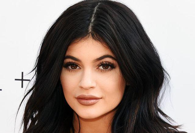 Así luce Kylie Jenner sin maquillaje
