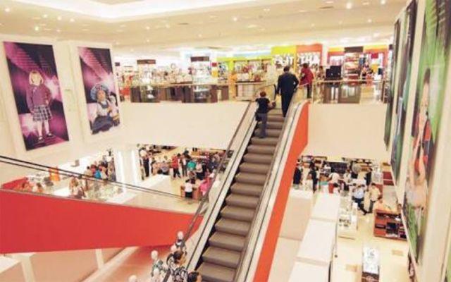 La modernidad llega a Tlaxcala: Ya hay escaleras eléctricas