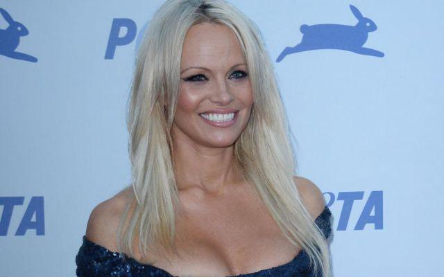 Pamela Anderson demuestra que a sus casi 50 luce espectacular