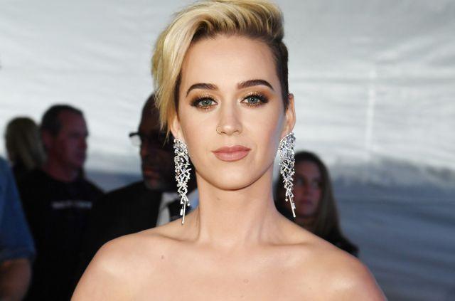 El cambio de look más drástico que se ha hecho Katy Perry