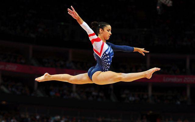 Así enfrenta gimnasta su periodo menstrual en olímpicos