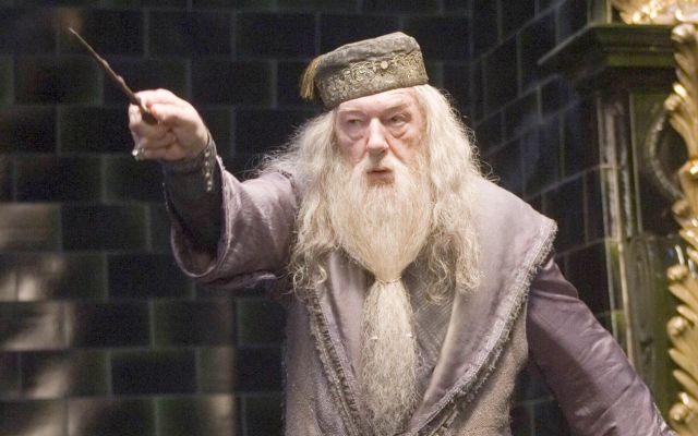 Él será la versión joven de Albus Dumbledore
