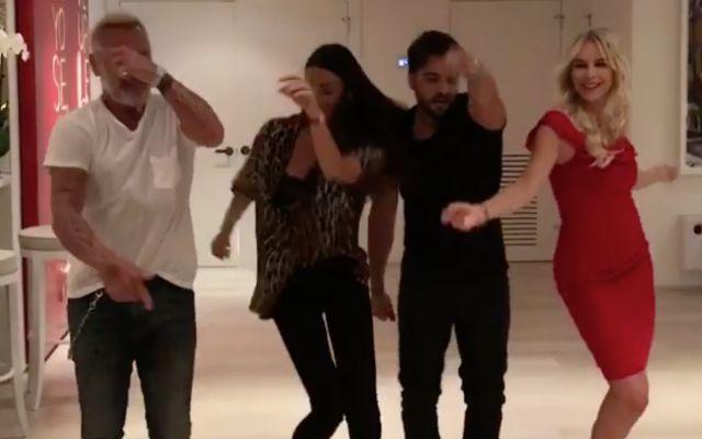 Luis Fonsi se une al millonario más sexy para bailar