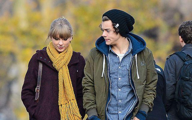 Harry Styles habla de su fallida relación con Taylor Swift
