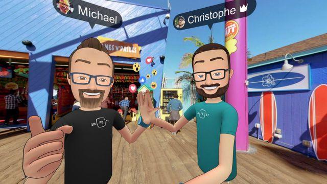 Facebook apuesta por realidad aumentada y virtual