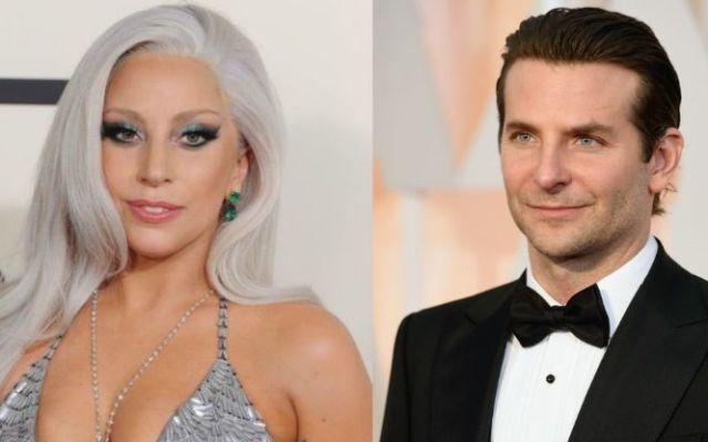 Lady Gaga y Bradley Cooper se besan apasionadamente