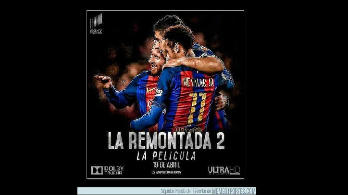 La derrota del Barça en la Champions no se escapa de los memes