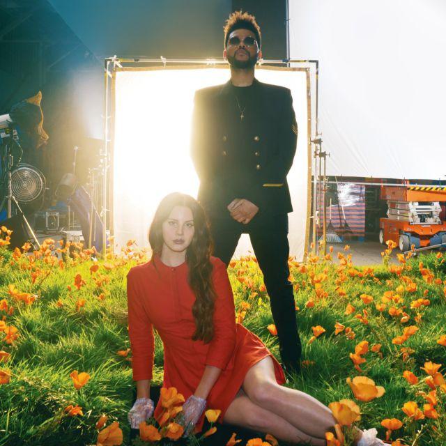 Escucha aquí el nuevo sencillo de Lana del Rey y The Weeknd