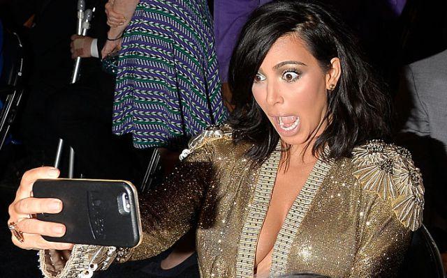 Publican fotos de Kim Kardashian sin Photoshop