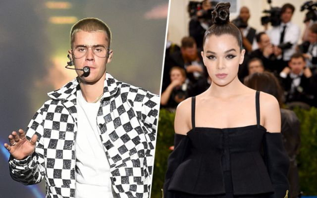 Justin Bieber estrena novia: la bella Hailee Steinfeld