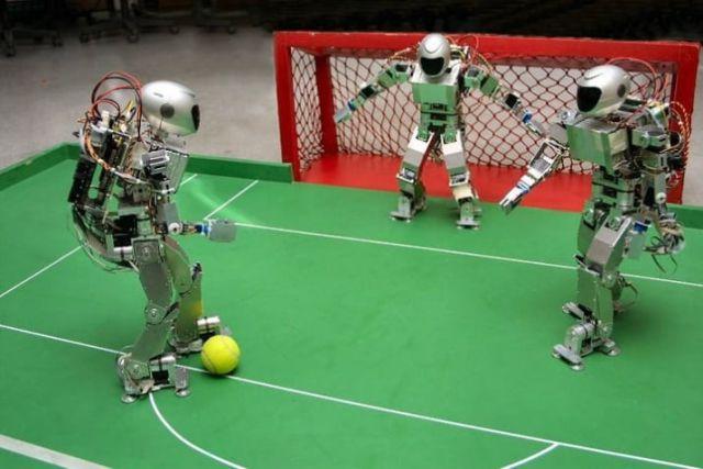 México ganó oro en las olimpiadas de robótica