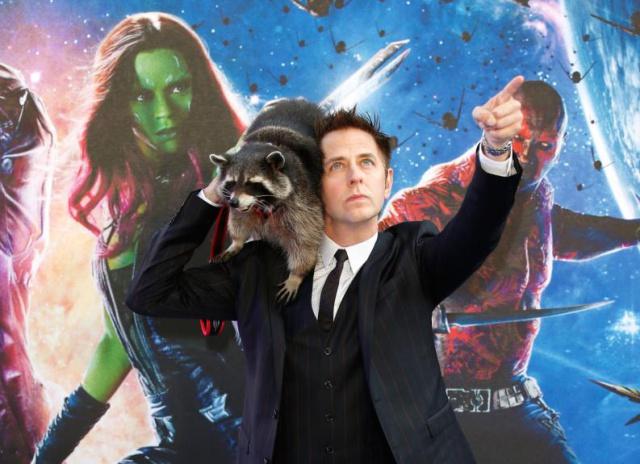 James Gunn ya está escribiendo Guardianes de la Galaxia Vol. 3