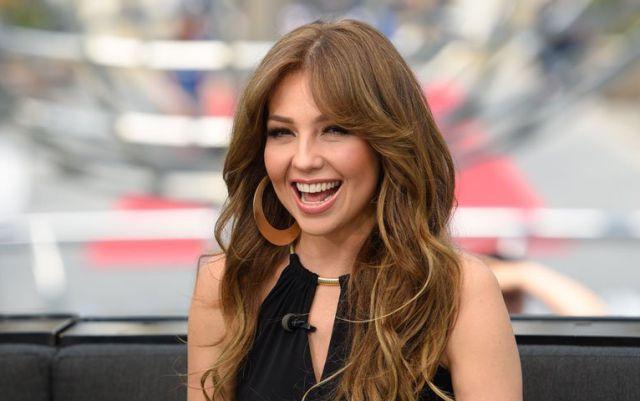 Thalía luce al natural y es criticada