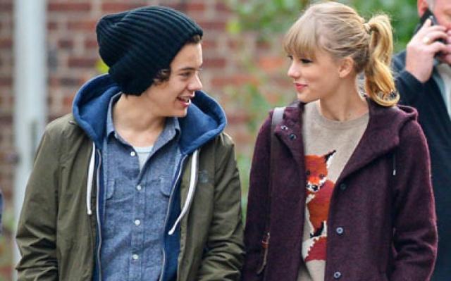 Esta canción es la que le escribió Harry Styles a Taylor Swift