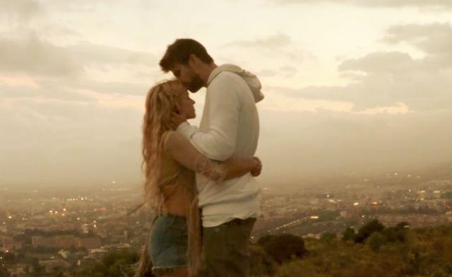 Piqué, el protagonista de nuevo videoclip de Shakira