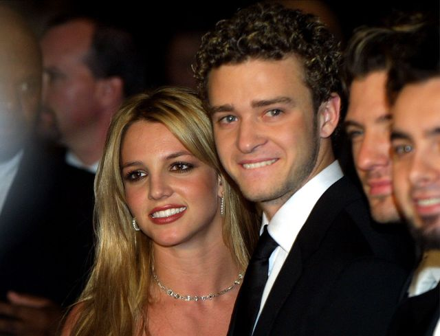 Justin Timberlake, Britney Spears: El romance que Justin ...