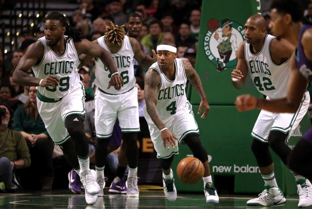 Boston Celtics son finalistas del Este de la NBA