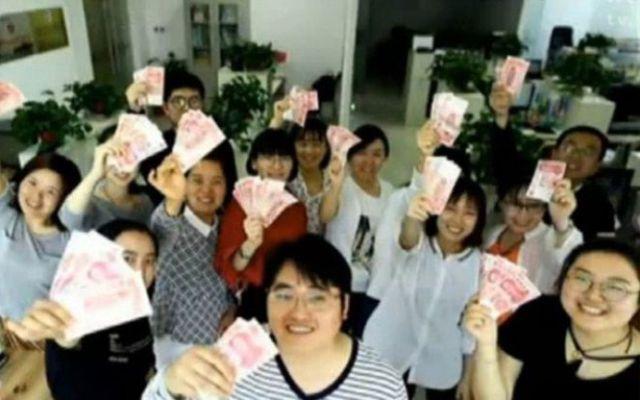 Una empresa en China ofrece bonos si sus empleados bajan de peso