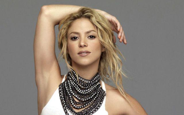 """""""El dorado"""" lo más nuevo de Shakira"""
