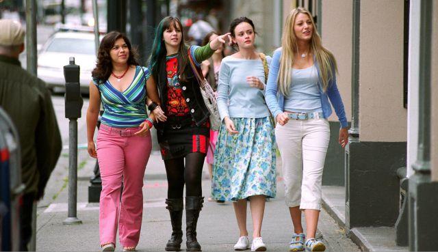 Sisterhood of the Traveling Pants se reúne en Nueva York