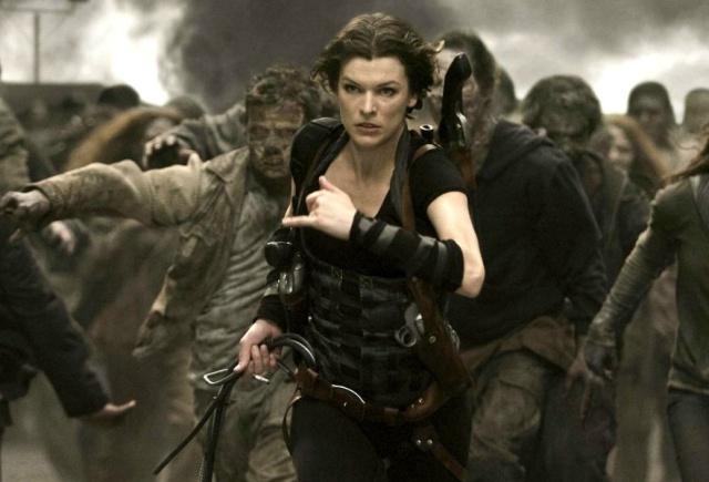 Resident Evil regresará con 6 películas nuevas