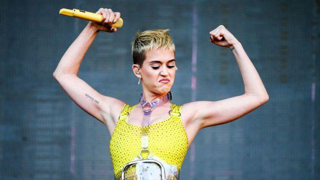 Katy Perry habla sobre la rivalidad que tiene con Taylor Swift